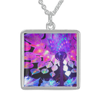 Search for your love square big pendants