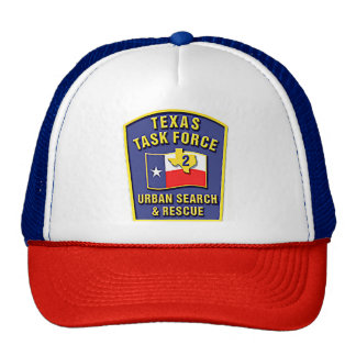 Search & Rescue image for Trucker-Hat Cap