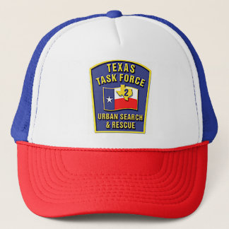 Search & Rescue image for Trucker-Hat Trucker Hat