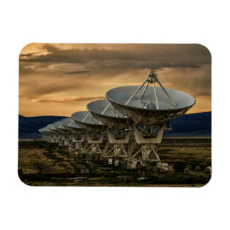 Searching for transmissions rectangular photo magnet