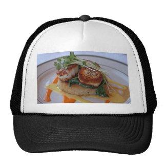 Seared Scallops Trucker Hat