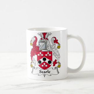 Searle Family Crest Coffee Mug