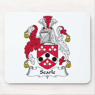 Searle Family Crest Mouse Mat