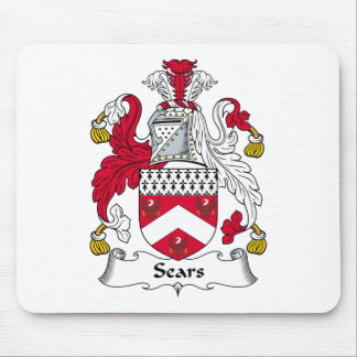 Sears Family Crest Mouse Mat