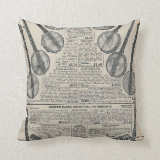 Sear's Magazine Advertisement Cushion