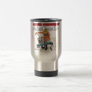 Sears Suburban Backyard Tractor Club Travel Mug