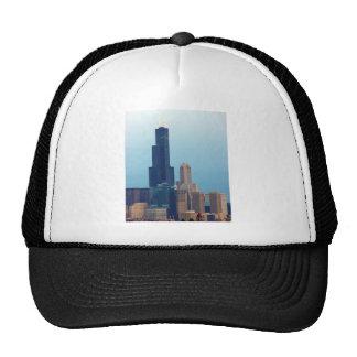 Sears Tower 3 Hats