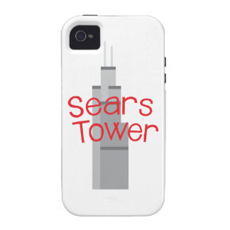 Sears Tower iPhone 4 Covers