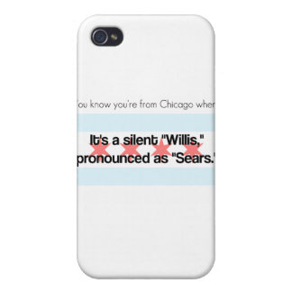 Sears Tower iPhone 4 Case
