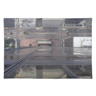 Sears Tower Looking Down Placemats