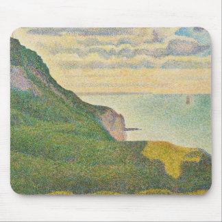 Seascape at Port-en-Bessin, Normandy, 1888 Mouse Pad