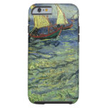 Seascape at Saintes Maries by Vincent van Gogh Shell iPhone 6 Case