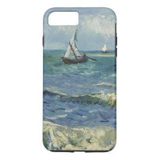 Seascape at Saintes-Maries de la Mer by van Gogh iPhone 7 Plus Case