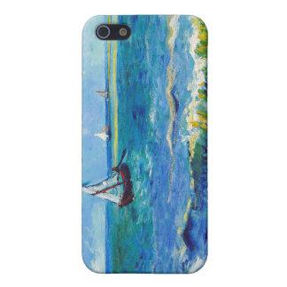 Seascape at Saintes-Maries Vincent Van Gogh iPhone 5/5S Cover