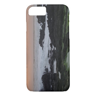 Seascape at sunset iPhone 7 case