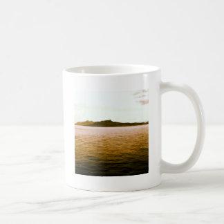 Seascape Basic White Mug