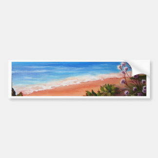 Seascape Bumper Sticker