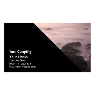 Seascape Pack Of Standard Business Cards