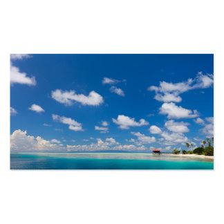 Seascape Business Card