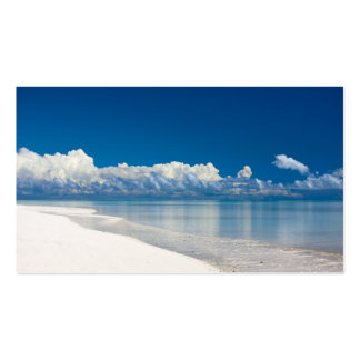 Seascape Business Card Templates