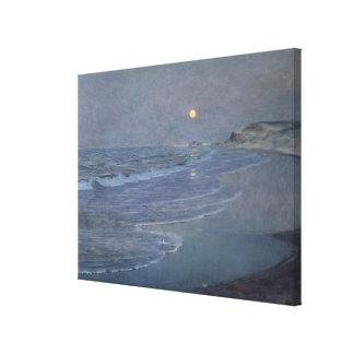 Seascape, c.1892-93 canvas print