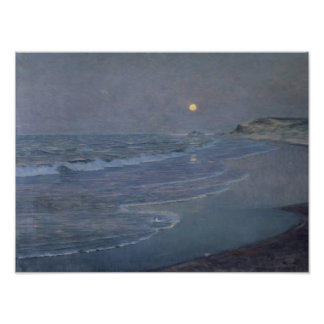 Seascape, c.1892-93 poster