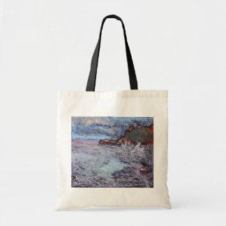 SEASCAPE CANVAS BAGS