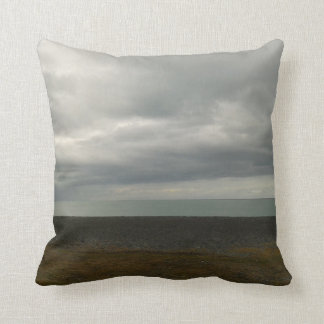Seascape Cushion Throw Pillow