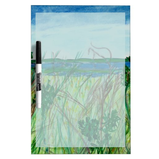Seascape Dry-Erase Whiteboards