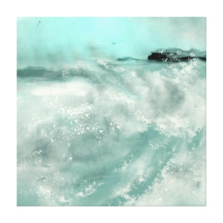 Seascape Gallery Wrapped Canvas