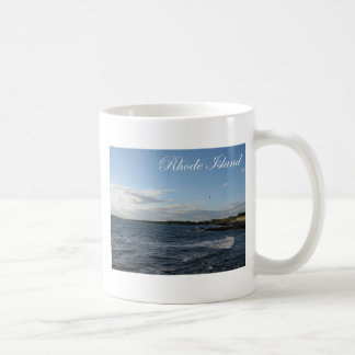 Seascape in Rhode Island Coffee Mug