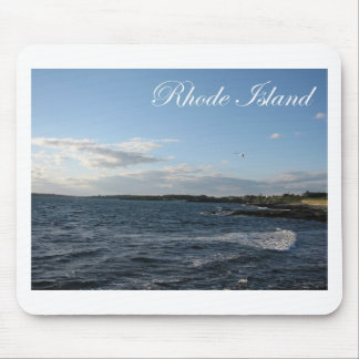 Seascape in Rhode Island Mouse Pad