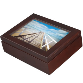 Seascape Keepsake Box