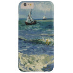 Seascape Les Saintes-Maries-de-la-Mer by Van Gogh Barely There iPhone 6 Plus Case