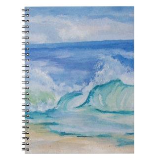 Seascape Note Books