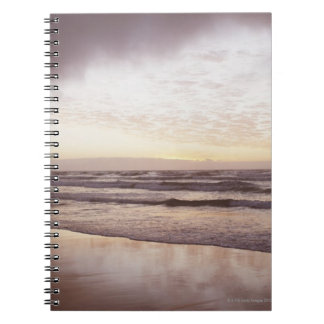 Seascape Spiral Notebook