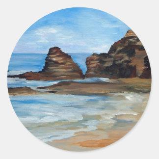 Seascape Stickers