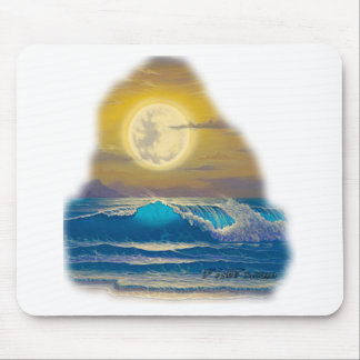 Seascapes Collection by FishTs com Mouse Mats