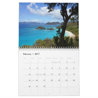 Seascapes Wall Calendars