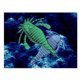SeaScorpions Postcard
