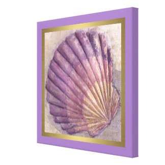 Seashell 2 canvas print