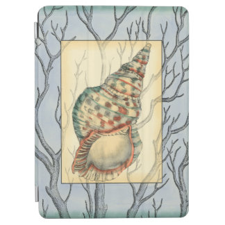 Seashell and Tree Branches iPad Air Cover