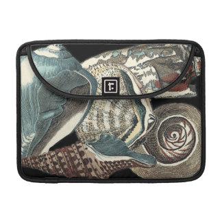 Seashell Anthology Sleeve For MacBook Pro