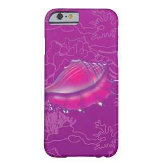 Seashell Barely There iPhone 6 Case