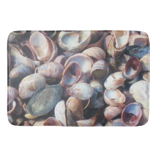 Seashell Bath/Kitchen Mat
