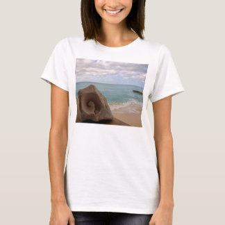 Seashell Beach Paradise T-Shirt