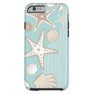 Seashell beach seaside iPhone 6 case