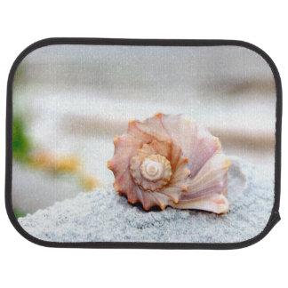 Seashell Car Mats
