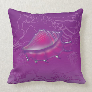Seashell Cushion