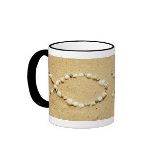 Seashell Ichthys Coffee Mug